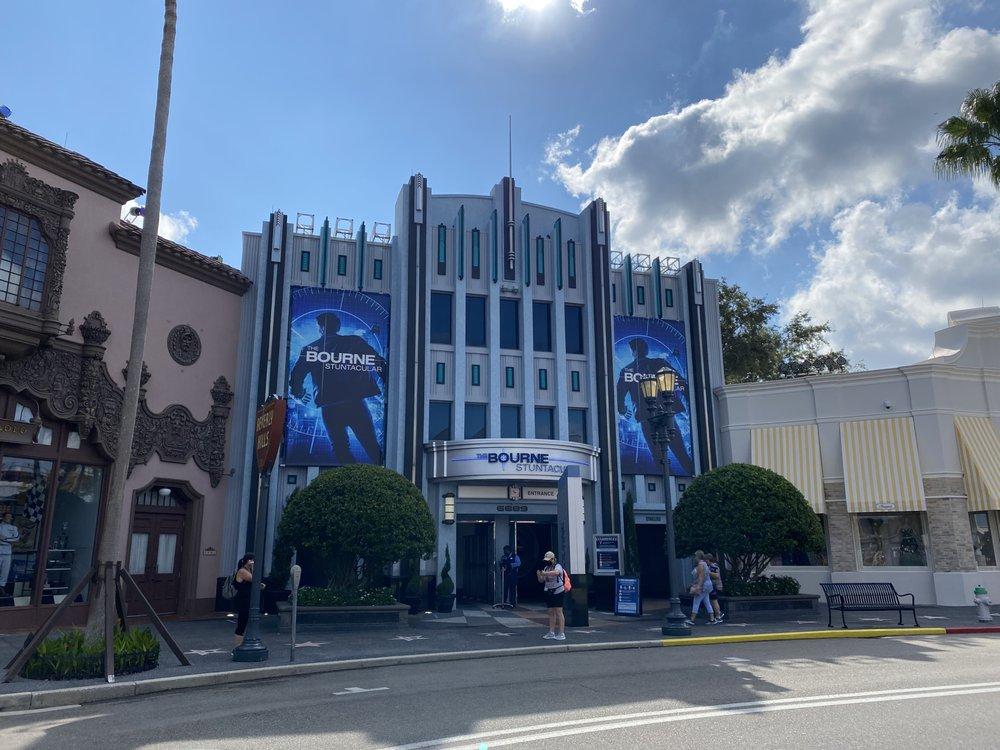 The Bourne Stuntacular: 6000 Universal Blvd, Orlando, FL
