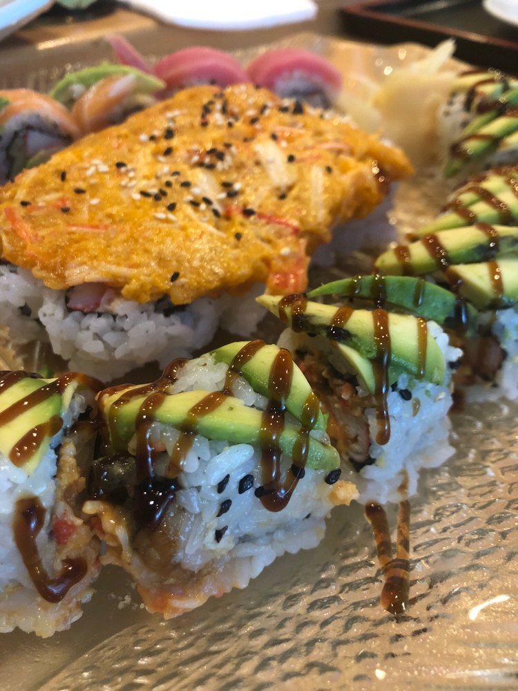 Sushi Hana: 765 Haywood Rd, Greenville, SC