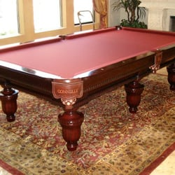 Double D Billiards Movers W Sahara Ave Westside Las Vegas - Connelly ultimate pool table