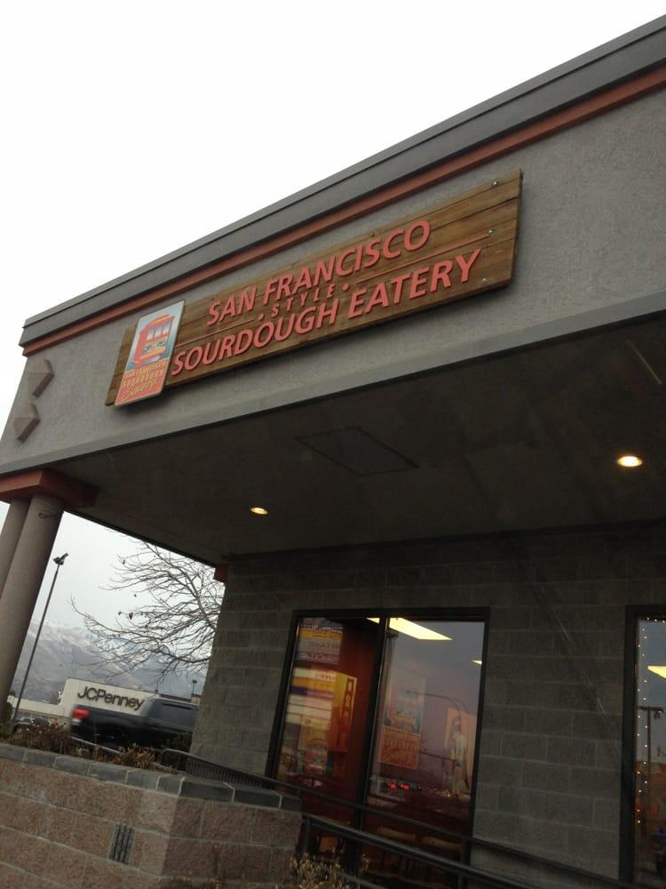 San Francisco Sourdough Eatery: 505A Grant Rd, East Wenatchee, WA