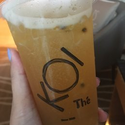 Koi cafe 313 orchard rd somerset singapore for Koi 313 somerset