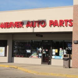 Weaver Auto Parts >> Weaver Auto Parts Auto Parts Supplies 2520 Allen Blvd