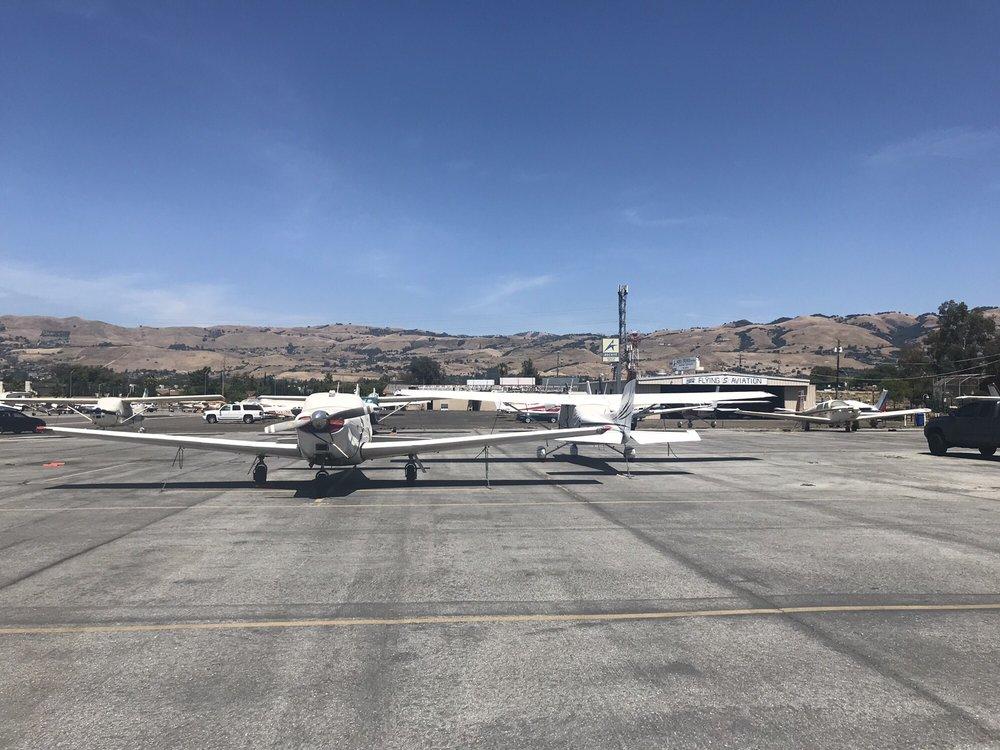 Trade Winds Aviation: 2505 Cunningham Ave, San Jose, CA
