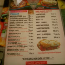 Pizzacı Altan - 10 Reviews - Pizza - Kavaklıdere Mh., Ankara, Turkey ...