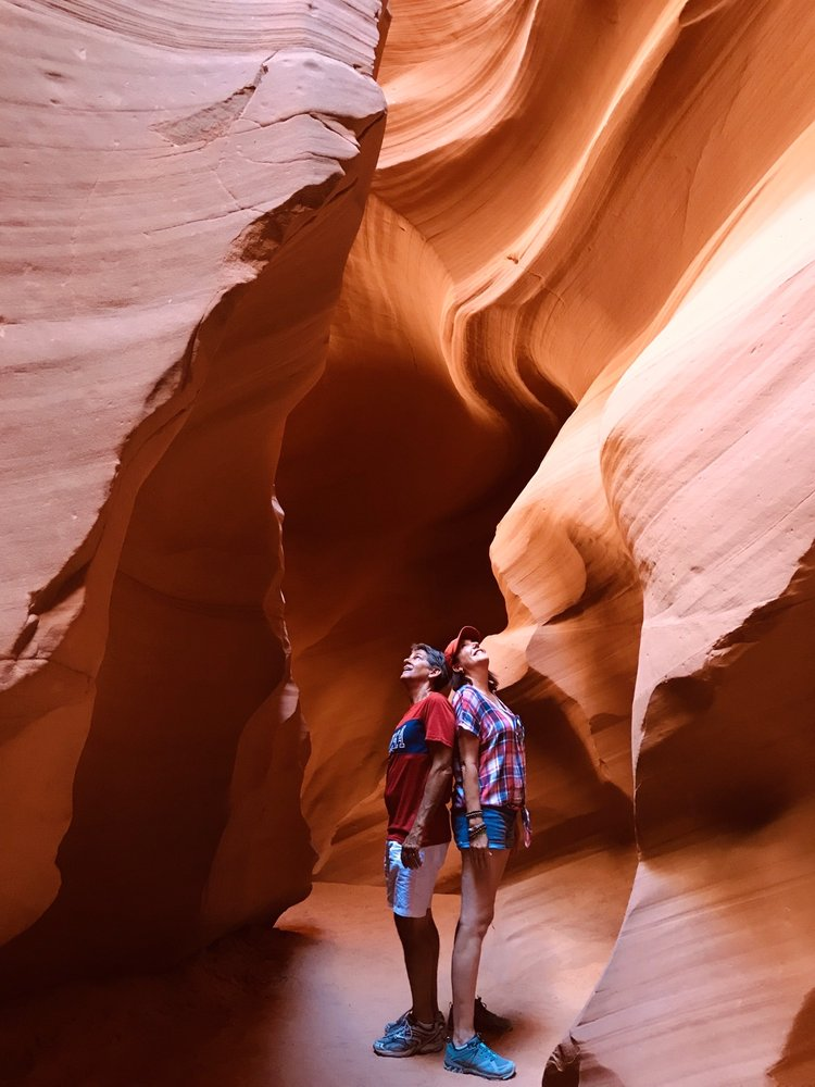 Antelope Canyon X by Taadidiin Tours: Mp 308 Hwy 98, Page, AZ