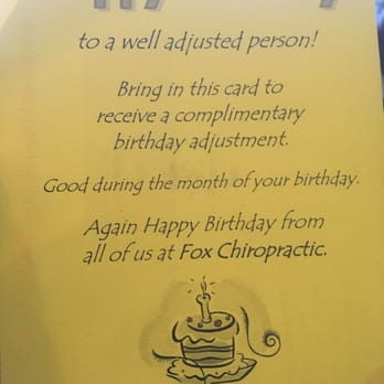 Fox Chiropractic Chiropractors 8101 2nd St Downey Ca Phone
