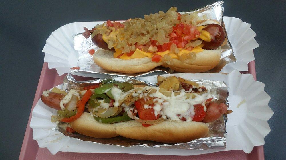 Pink S Hot Dog Del Amo