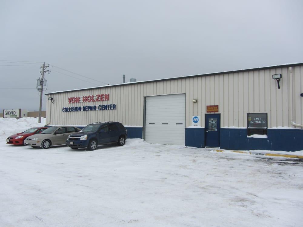 Von Holzen Chevrolet Buick GMC: 1606 Highway 2 E, Ashland, WI