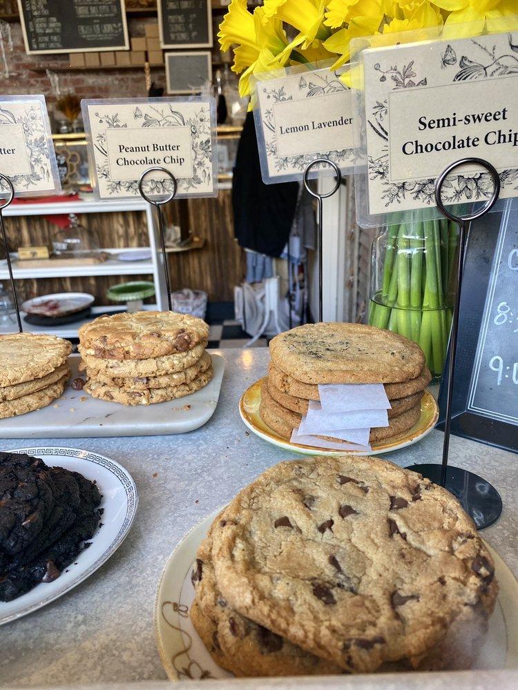 Sebastopol Cookie Company: 168A N Main St, Sebastopol, CA