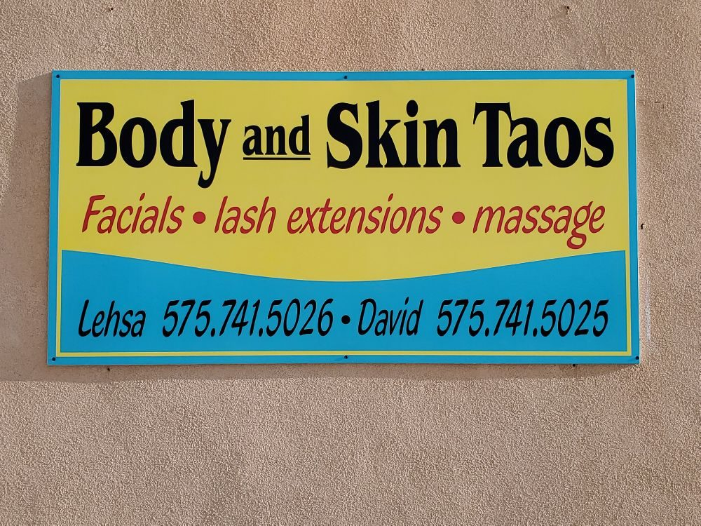 Body And Skin Taos: 623 Paseo Del Pueblo Sur, Taos, NM