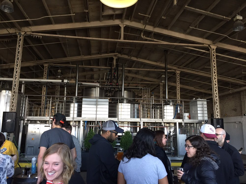 Monument City Brewing: 1 N Haven St, Baltimore, MD