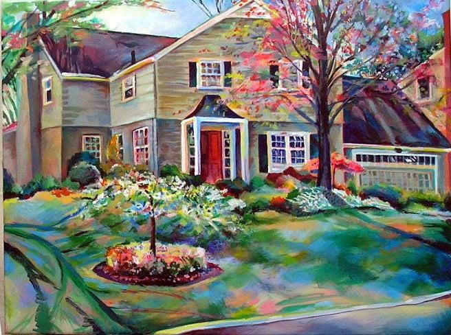 Cincinnati Home Portrait: 1310 Pendleton St, Cincinnati, OH