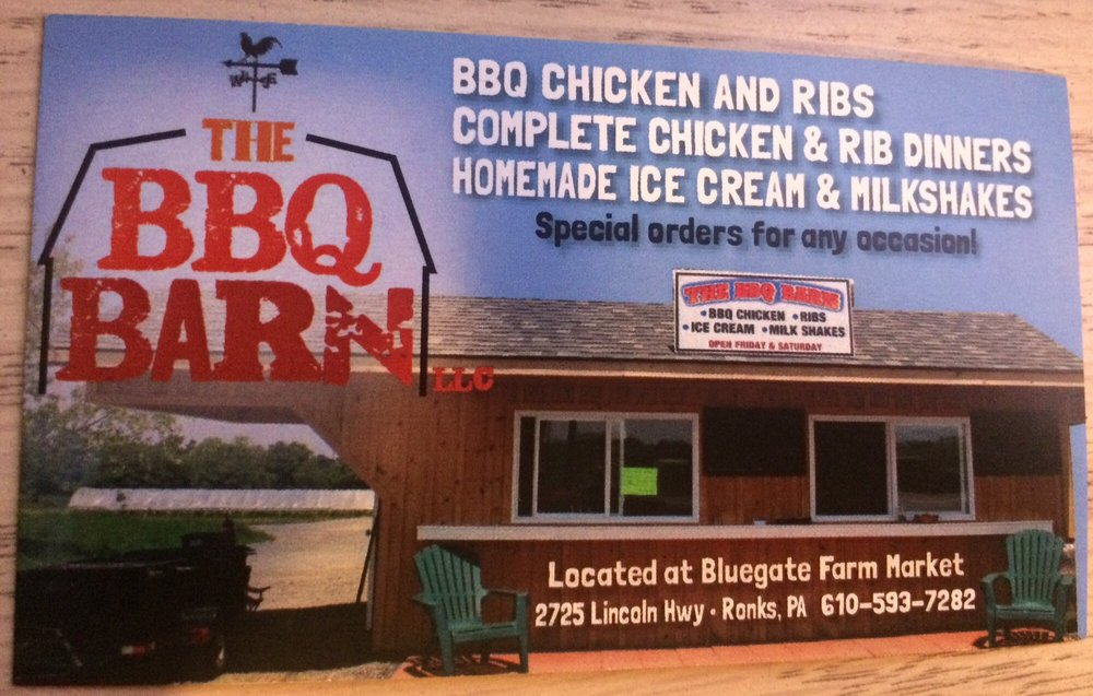 The BBQ Barn: 2725 Lincoln Hwy, Ronks, PA