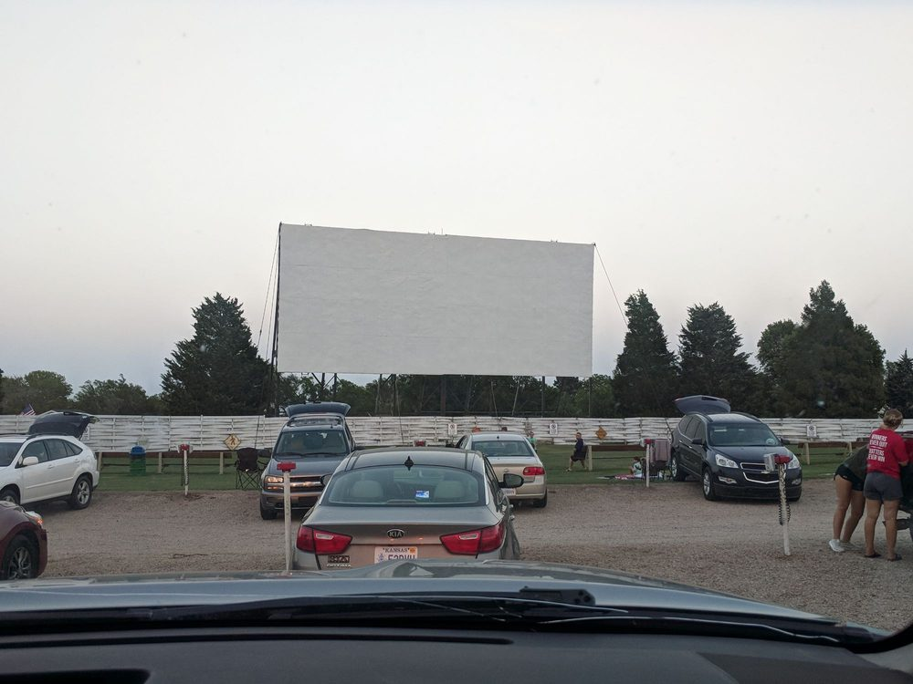 Photo of Kanopolis Drive-In: Kanopolis, KS