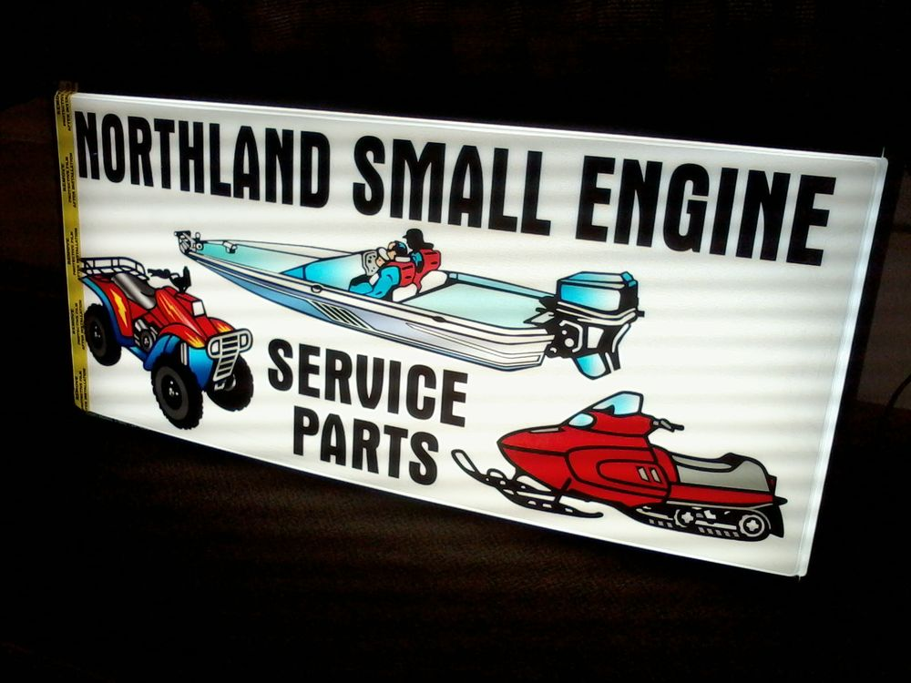 Northland Small Engine: 520 N Broadway, Gilbert, MN