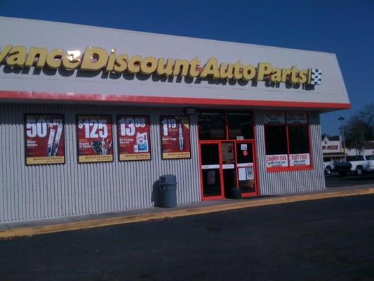 Discount Auto Salvage >> Advance Discount Auto Parts - Daytona Beach, FL - Yelp
