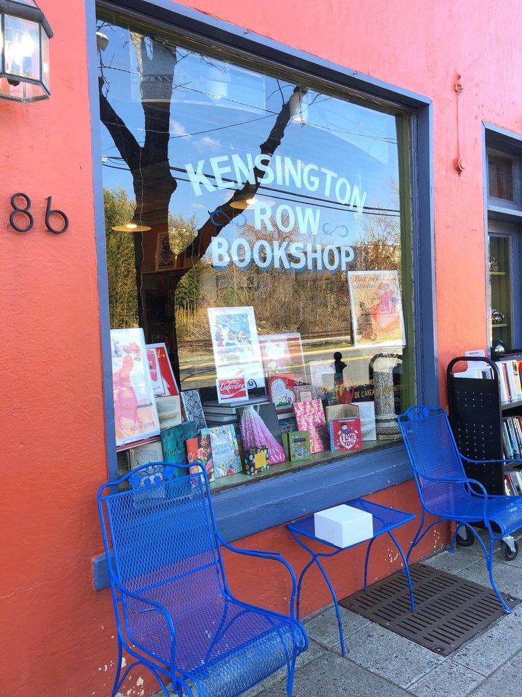 Kensington Row Bookshop: 3786 Howard Ave, Kensington, MD