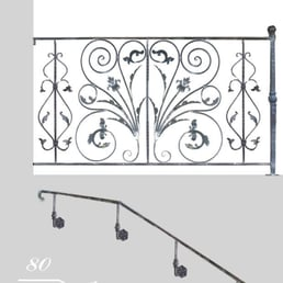 photos pour d co fer forg ferronnerie yelp. Black Bedroom Furniture Sets. Home Design Ideas