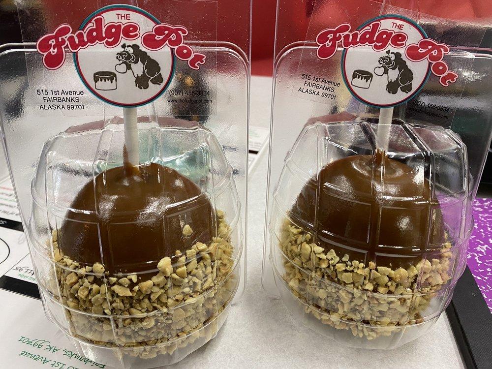 The Fudge Pot: 515 1st Ave, Fairbanks, AK