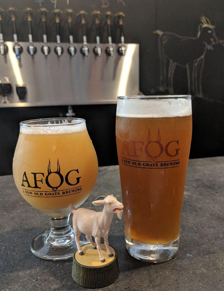 A Few Old Goats Brewing: 515 8th St SW, Roanoke, VA