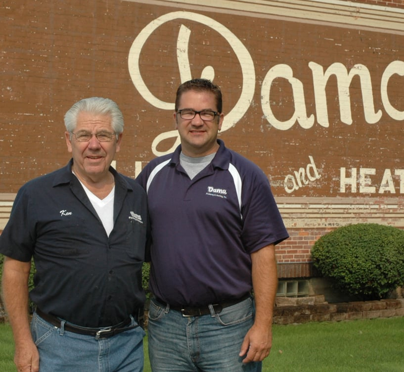 Dama Plumbing & Heating: 716 Main Ave, Crivitz, WI