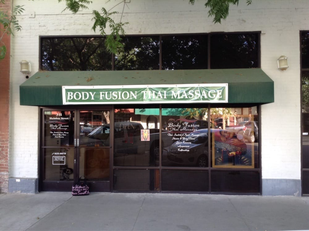 Body Fusion Thai Massage: 311 Heinlein St, Lemoore, CA