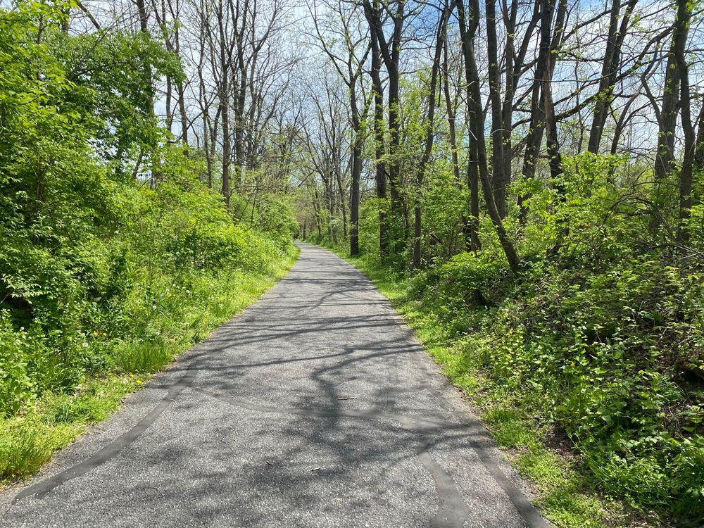 Ironton Rail Trail: 3219 MacArthur Rd, Whitehall, PA