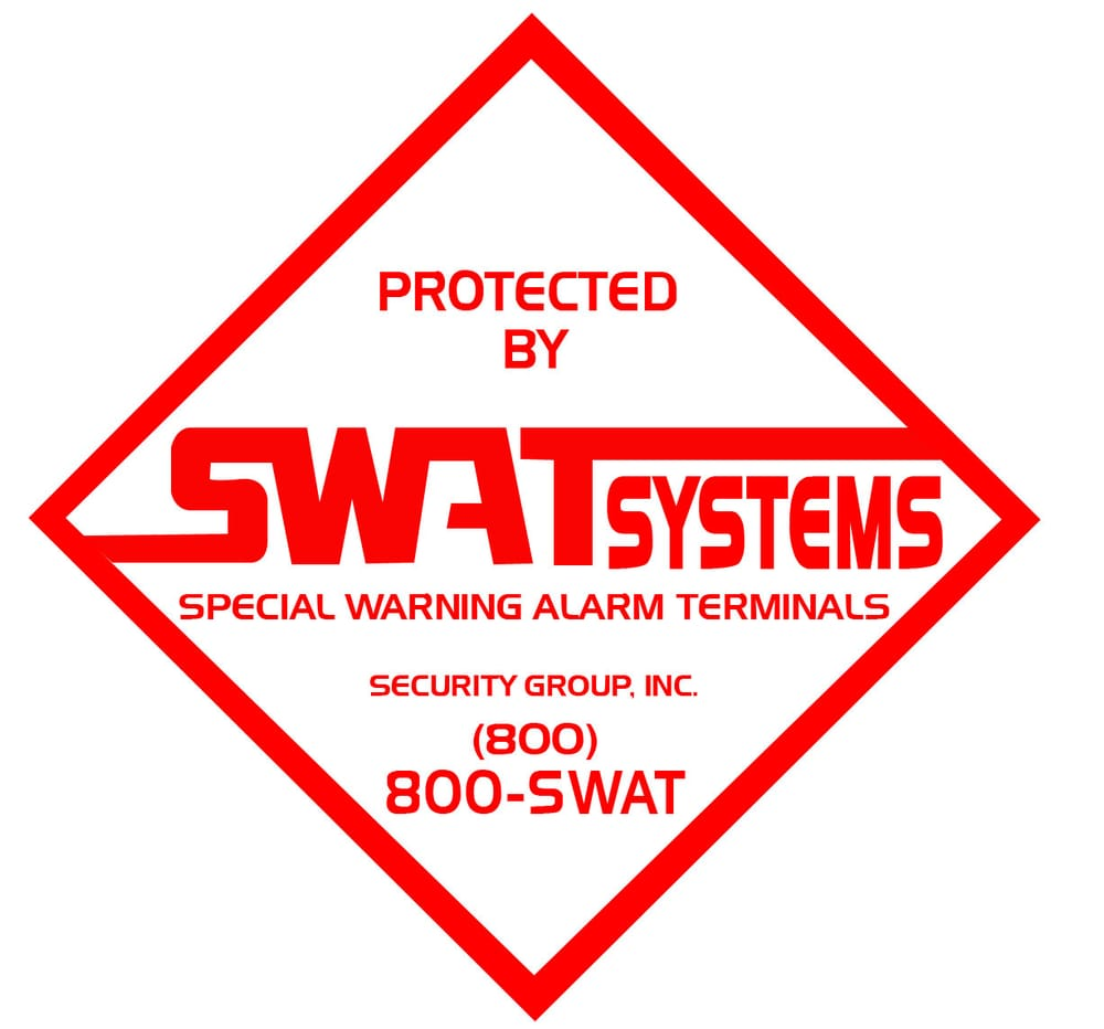 Swat Security Alarm Systems Group Security Systems