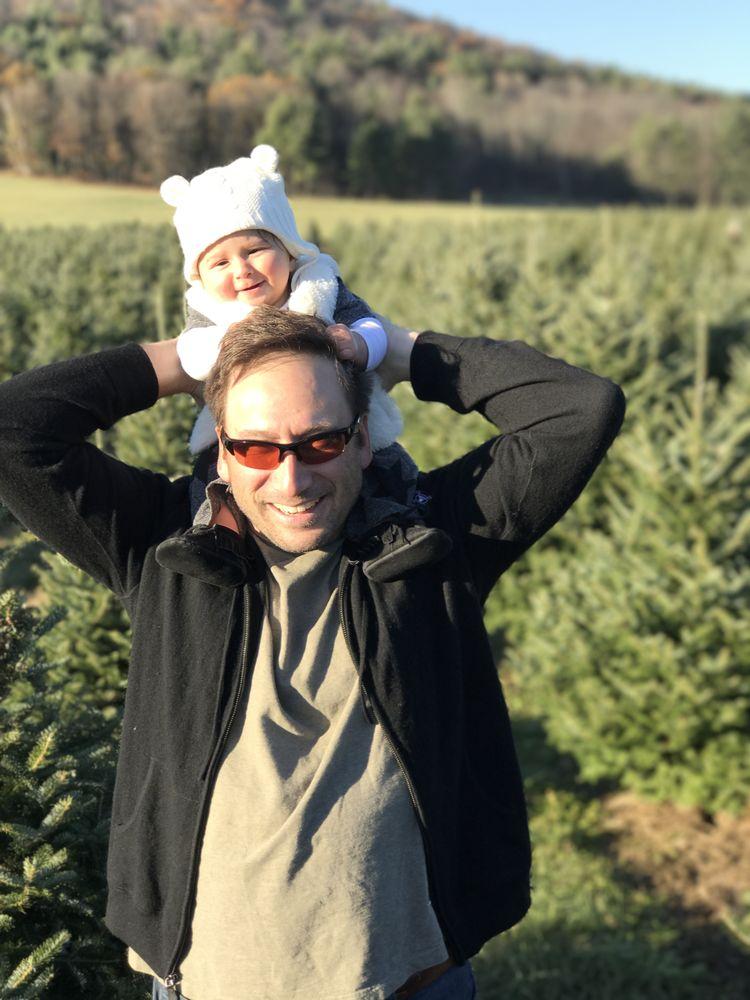 Chestnut Mountain Christmas Tree Farm: 126 Mountain Rd, Hatfield, MA