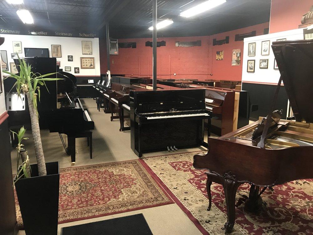 Schaeffer's Piano Company: 105 N Stonestreet Ave, Rockville, MD