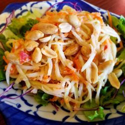 Photo Of Thai House Restaurant Bellingham Wa United States Som Tom