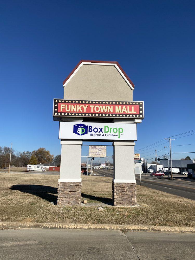 Boxdrop Mattress: 1610 S Arkansas Ave, Russellville, AR