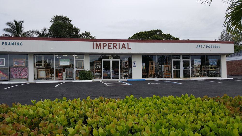 Imperial Frame Gallery - Art Galleries - 822 Northlake Blvd, North ...