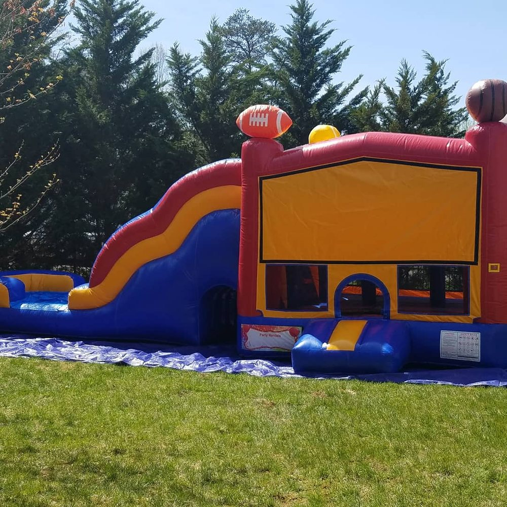 Jumping 4 Joy Party Services: Waldorf, MD