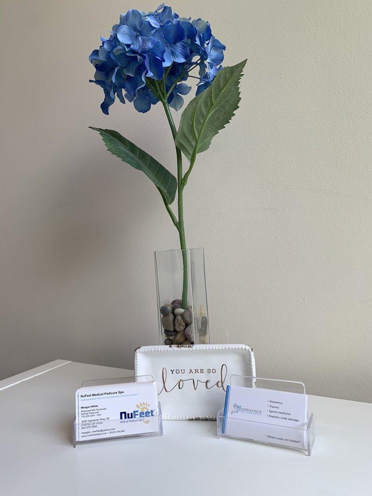 NuFeet Medical Pedicures: 3636 Highlands Pkwy SE, Smyrna, GA