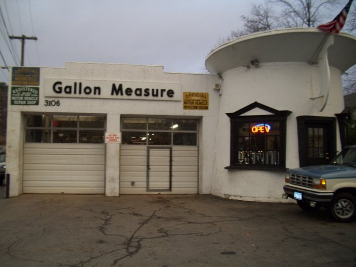 Gallon Measure Service Station: 106 Albany Post Rd, Buchanan, NY