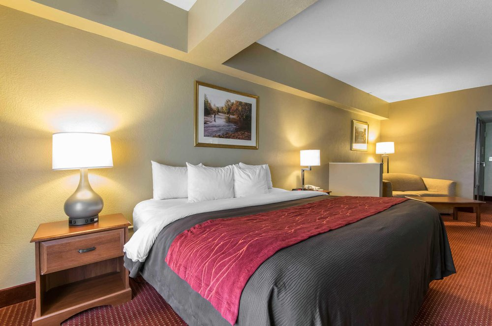 Comfort Inn & Suites: 2650 KY 801 North, Morehead, KY
