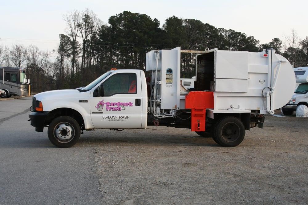 Aardvark Trash: 2664 Timber Dr, Garner, NC