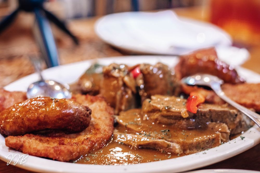 Bodensee Restaurant: 64 Munich Strasse, Helen, GA
