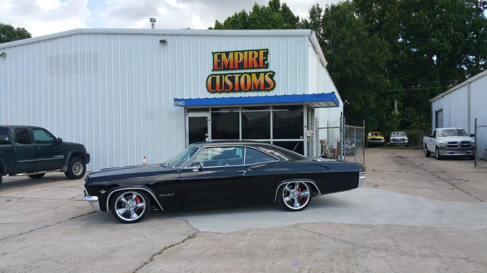 Empire Customs: 10334 S Choctaw Dr, Baton Rouge, LA