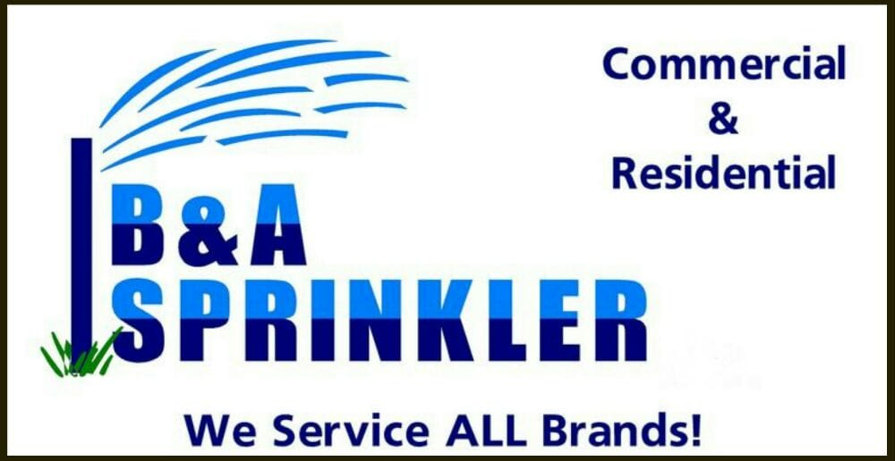 B&A Sprinkler Repair: Conway, AR