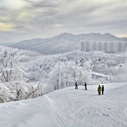 Photo Of Sugar Top Resort Banner Elk Nc United States Winter Time