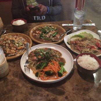Thai Restaurant On Shaw In Fresno