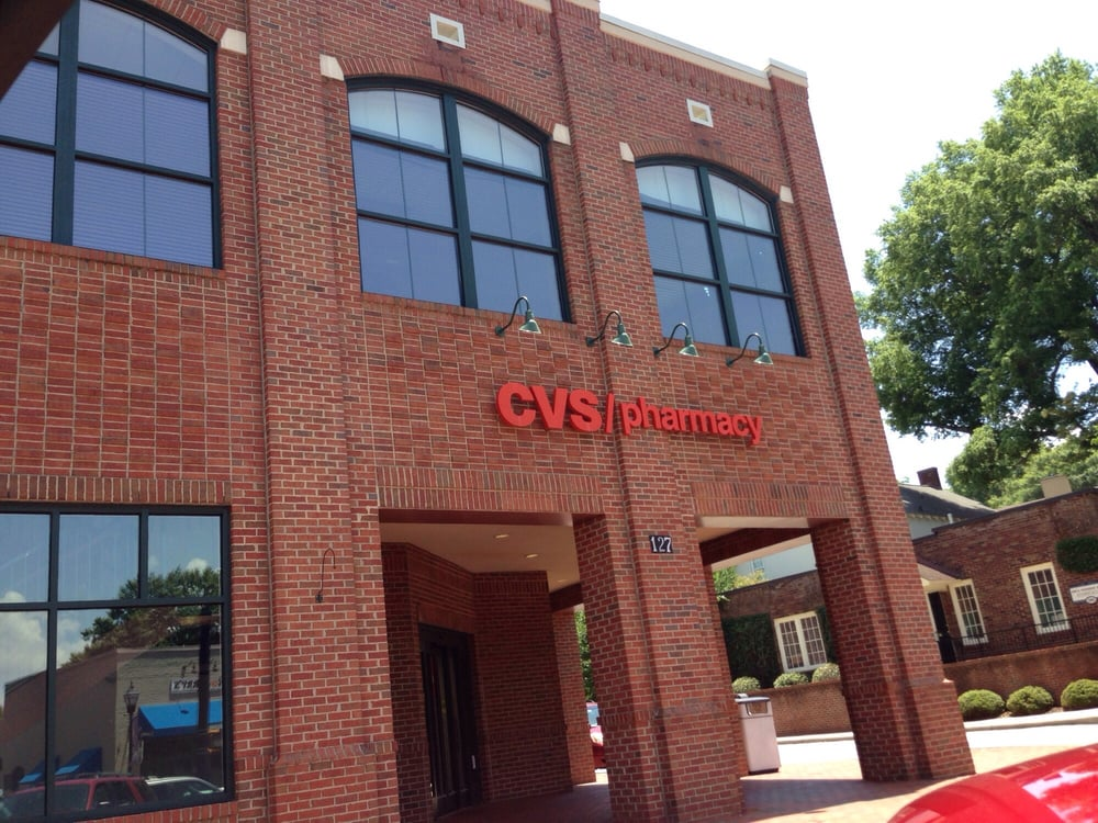 CVS Pharmacy: 127 S Main St, Davidson, NC