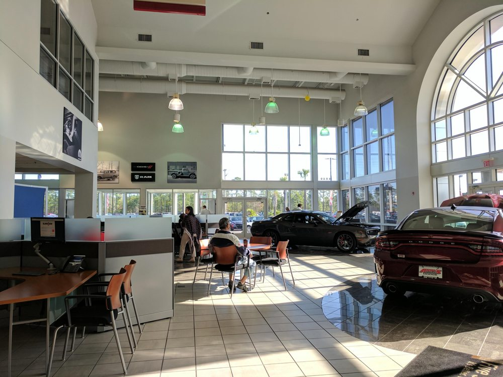 Addy's Harbor Dodge Ram FIAT