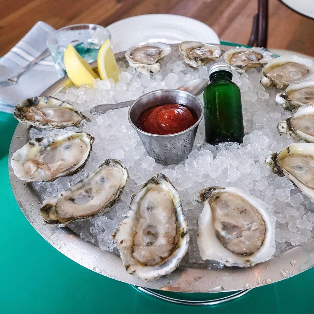 Watchman's Seafood And Spirits: 99 Krog St NE, Atlanta, GA