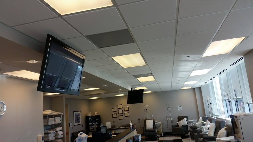 Commercial Installation Dialysis Office Northside Hospital
