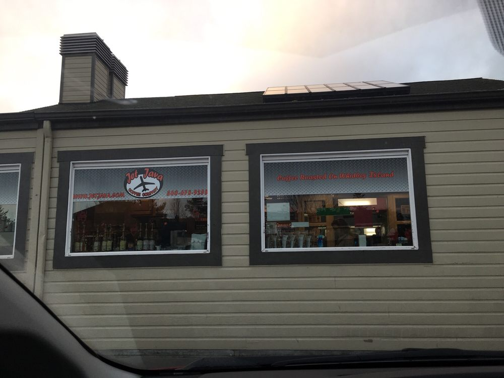 Jet Java: 1ST S Main St, Coupeville, WA