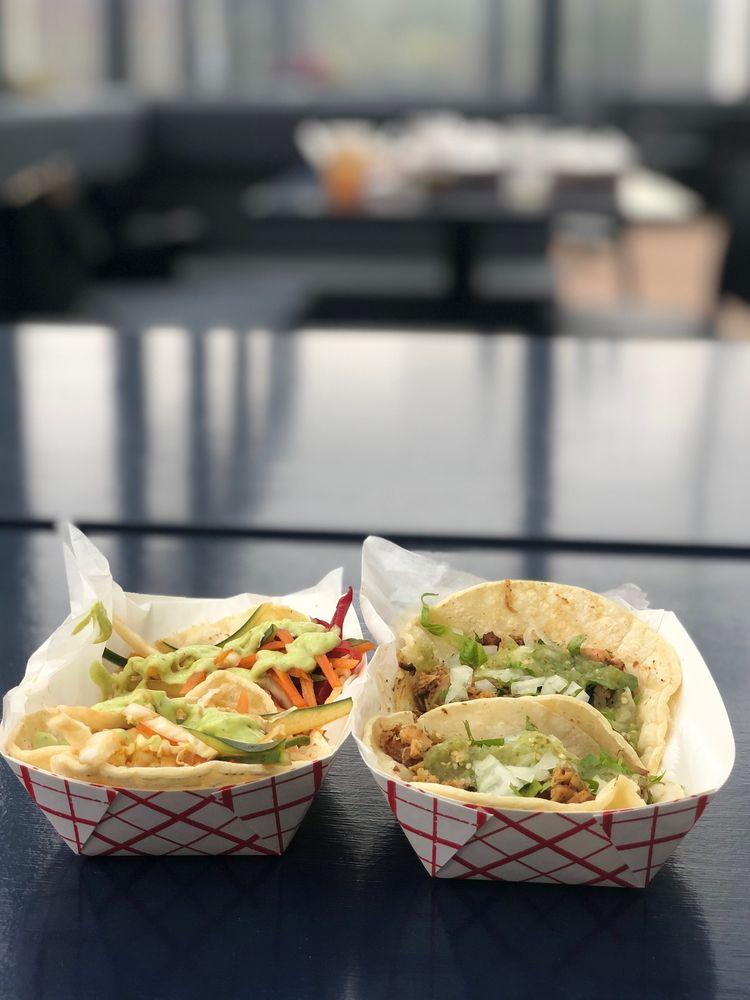 TaqueRio Taco Bar: 1 Van Der Donck St, Yonkers, NY