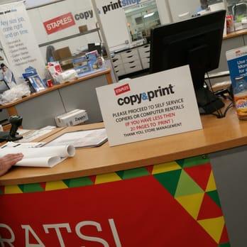 staples customer service